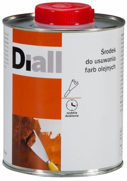 Opinie o Diall Środek do usuwania farby olejnej 0 75 l