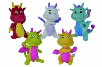 Simba Toys SAFIRAS PLUSZ 25 CM 5 RODZ 105951925