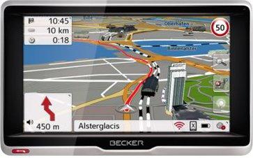 Becker Professional 6 LMU Europa (BCS-ZA1206/UPS)