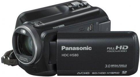 Panasonic HDC-HS80 (HC-X1000E-K)