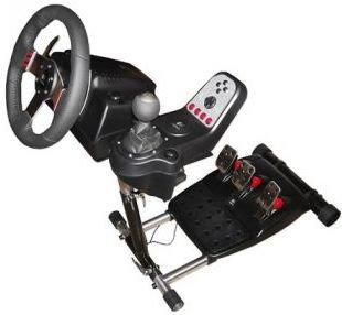 Opinie o Wheel Stand Pro Deluxe - stojak pod kierownice Logitech/Thrustmaster