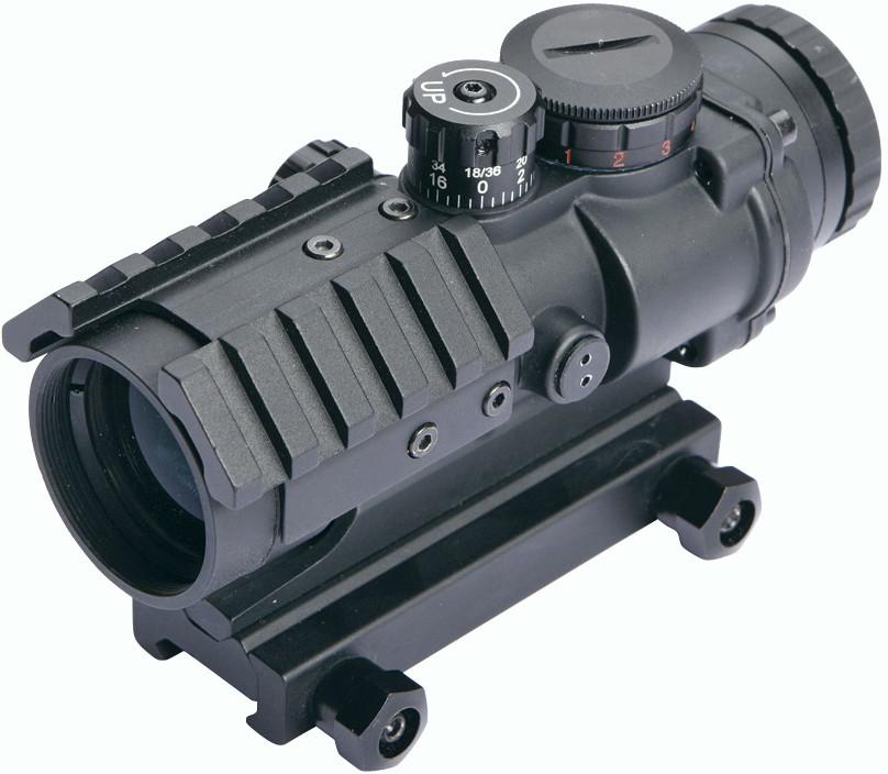 Opinie o Strike systems Kolimator Tactical Scope 3x32 (MIL17542) A