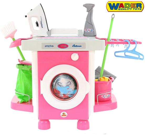 Wader Quality Toys QT Zestaw Carmen z Akcesoriami w siatce) 48103