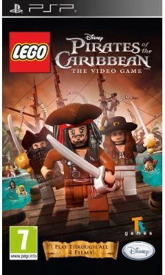LEGO Piraci z Karaibów PSP