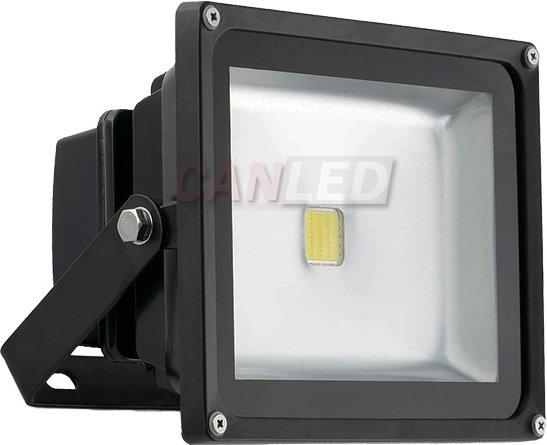CANLED NS-20W-EP-C Reflektor z matrycą LED 20W Ciepły biały 230VDC