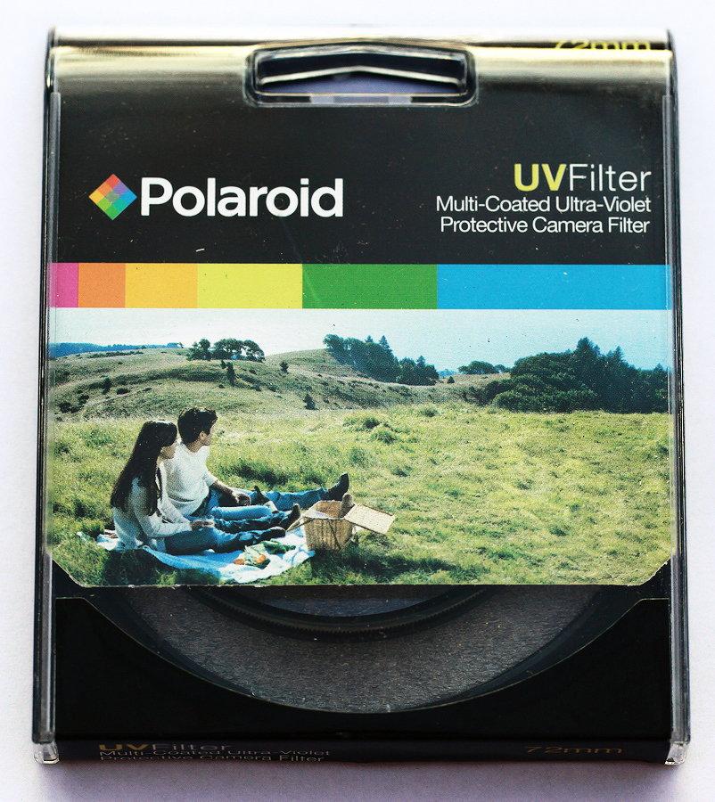Polaroid UV MC 67 mm (PLTRI67)