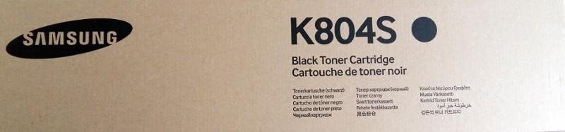 HP / Samsung CLT-K804S
