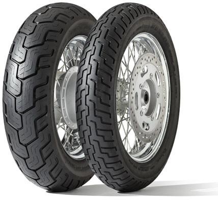 DUNLOP D404 R 130/90 15 On road Custom Premium 66 P