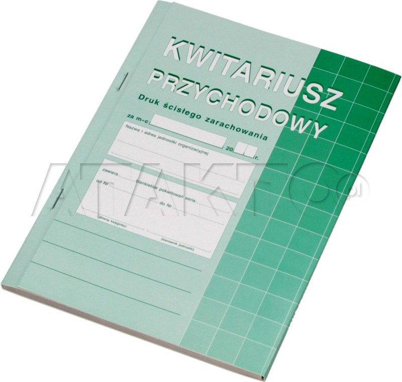 Opinie o MICHALCZYK Kwitariusz przychodowy A5 MP 400-3 MC1099