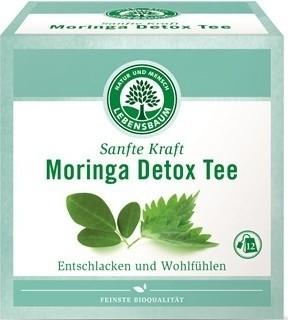 LEBENSBAUM Herbata moringa detox 12x2g