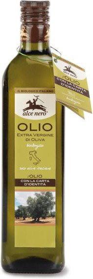 Alce Nero Oliwa z oliwek extra virgin BIO 750 ml
