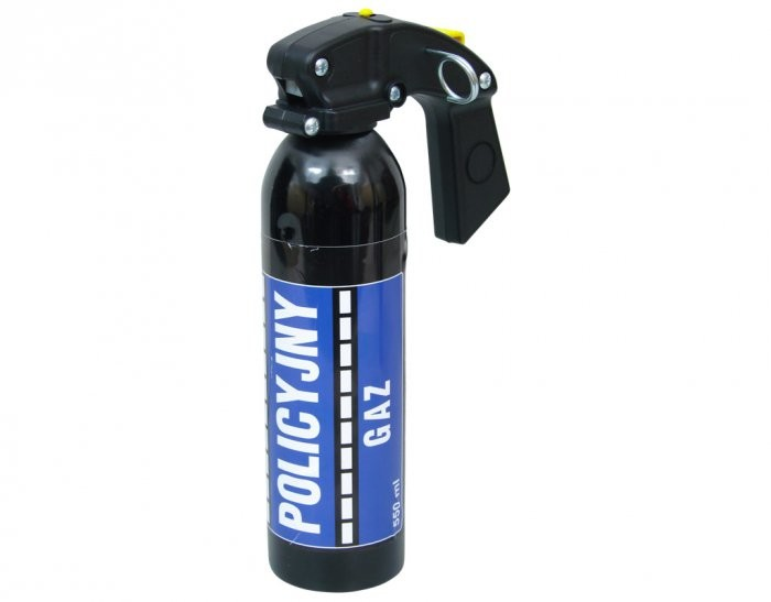 Tm Gaz pieprzowy Policyjny 550 ml strumień T808a3
