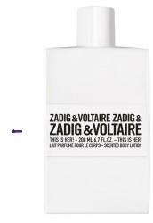 Zadig & Voltaire Zadig & Voltaire This is Her! blo 200ml
