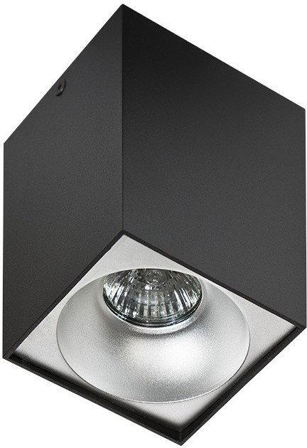 Azzardo Lampa HUGO 1 Czarny by GM4104 BK