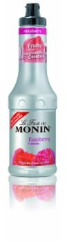 Monin PUREE RASPBERRY - PUREE MALINOWE 0,5LTR