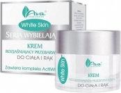 Ava Labolatorium White Skin - Krem do ciała i rąk aktywnie rozjaśniający przebarwienia 50ml