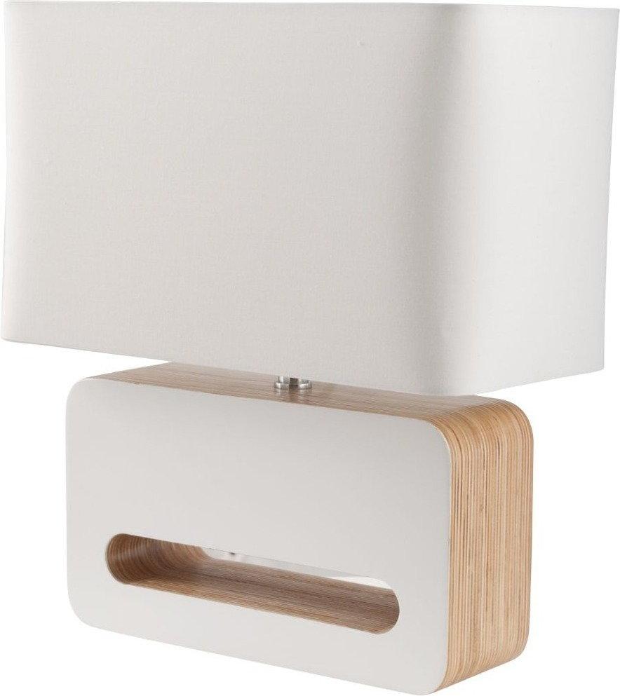 Zuiver :: Lampa Wood biała 5000803