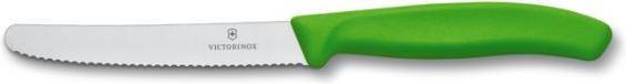 Victorinox Nóż do pomidorów i kiełbasy 6.7836.L114