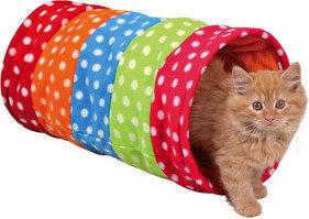Opinie o Trixie Szeleszczący tunel dla kota kolorowy TX-4291
