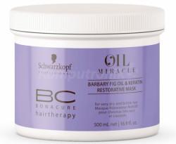 Schwarzkopf Bc Oil Miracle Barbary Fig Keratin Resorative maska odbudowująca 500 ml