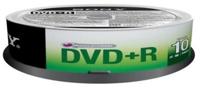Opinie o Sony Płyta DVD+R