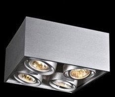 Chors Plafon Box Mini 4K GU10 S BOX-MINI4KGU10-S