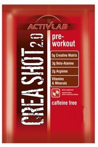 ACTIVLAB Crea Shot 2.0 Grapefruit 20g (5907368879833)