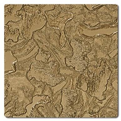 Midas Componer Złoty Struktura Nr 34 12,3x12,3x0,6