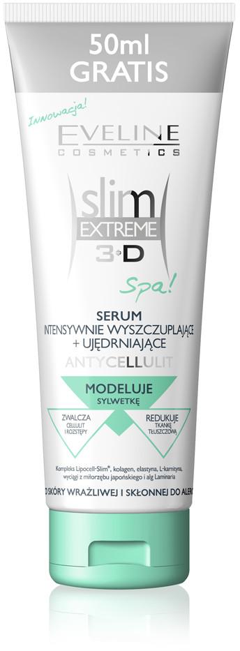 Eveline Dermapharm Slim Extreme 3D serum intensywnie wyszczuplające i ujędrniające 250 ml