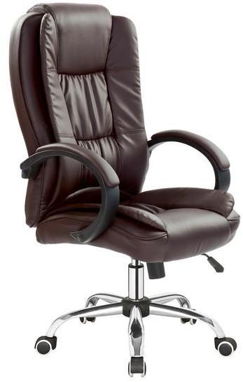 Halmar Fotel biurowy Relax ciemny brąz V-CH-RELAX-FOT)