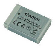 Canon Baterie do kamer wideo fotoaparatów NB-13L dla G7X 1250mAh) 9839B001)