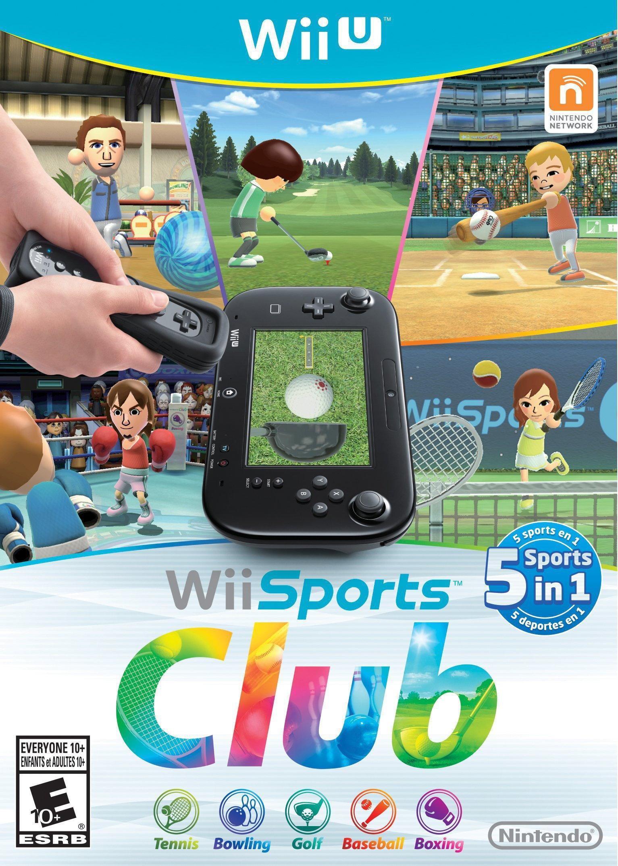 Wii Sports Club Wii