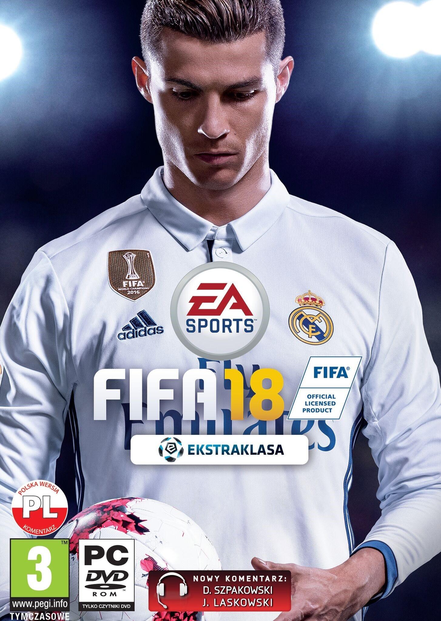 Opinie o FIFA 18 2200 FIFA Points PC