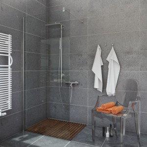 Sea Horse Easy In 80x200 profil chrom szkło transparentne BK251T08