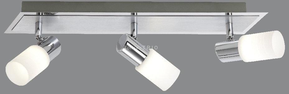 Trio T R I O Listwa Reflektorowa 3 x 5W LED, seria 8214 (821410305) -