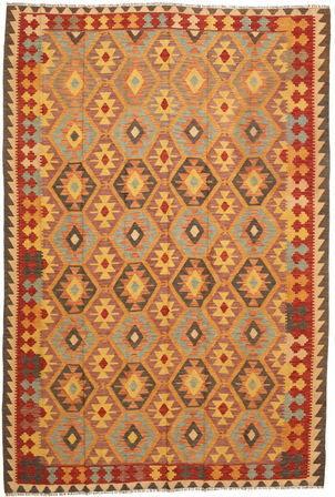 Rugvista Dywan Kilim Afgan Old Style 196x279 Dywan