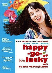 Happy-Go-Lucky czyli co nas uszczęśliwia [DVD]