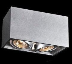 Chors Plafon Box Mini 2 GU10 S BOX-MINI2GU10-S