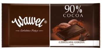 top Wawel Czekolada dark 90% 100g