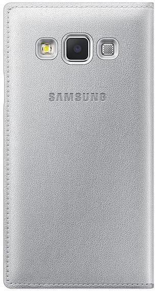 Samsung Flip Cover do Galaxy A3 Srebne Silver EF-FA300BSEGWW