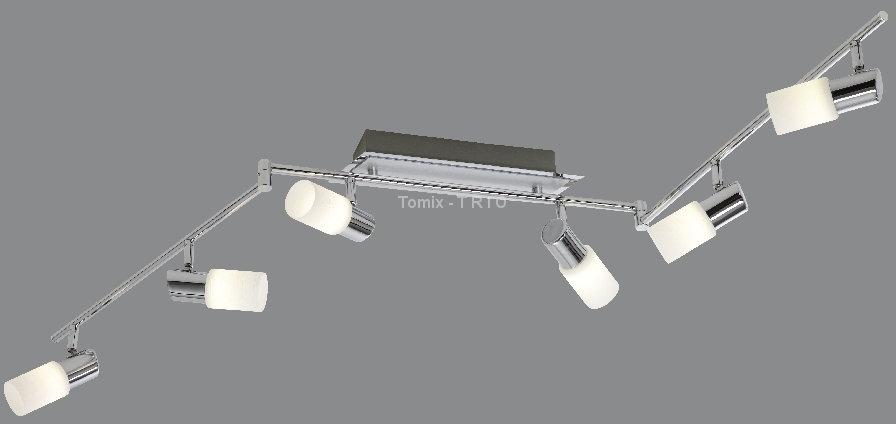 Trio T R I O Listwa Reflektorowa 6 x 5W LED, seria 8214 (821410605) -