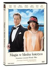 Magia w blasku księżyca DVD) Woody Allen Woody Allen