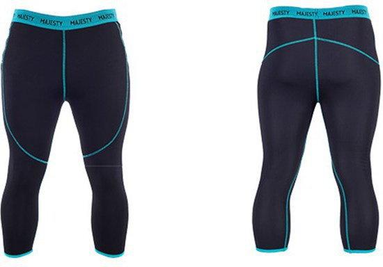 Majesty odzież funkcjonalna - Surface Base Layer Pants (BLACK) rozmiar: XL