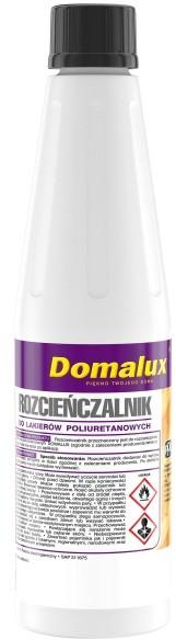 Opinie o Domalux Rozcieńczalnik do lakieru  0 5 l