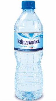 Nałęczowianka WODA NGAZ. 500ML