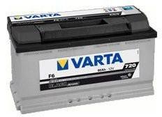 Varta BLACK DYNAMIC F6 90Ah 720A P+