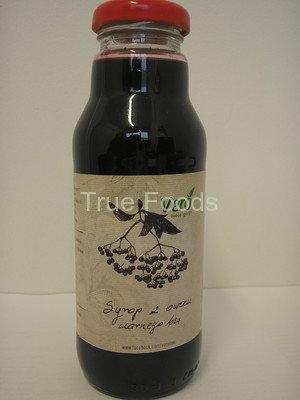 Vero syrop z owocu bzu czarnego 300ml