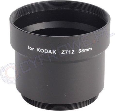 Opinie o King Tulejka do Kodak Z712, Z812