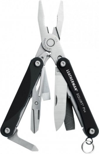 Leatherman Squirt PS4 Black 831233