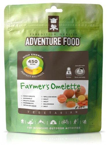 Opinie o Adventure Food Omlet farmerski 197g